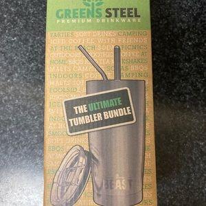greens steel